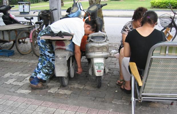 06 40x50 2008.07.31. Dingxi Lu